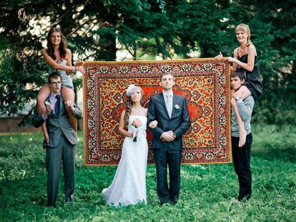 Völlig normale Hochzeitsfotos aus Russland | Lustiges | Was is hier eigentlich los?