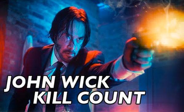 Alle Kills aus John Wick | Kino/TV | Was is hier eigentlich los? | wihel.de