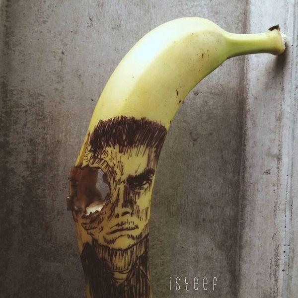 Bananenkunst von Stephan Brusche | Design/Kunst | Was is hier eigentlich los?