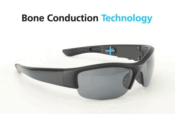Buhel Soundglasses - Die Sonnenbrille mit Knochenschall | Gadgets | Was is hier eigentlich los?