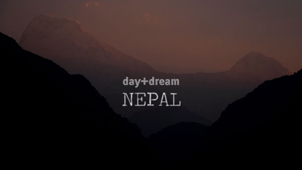 day+dream - Kurzurlaub in Nepal