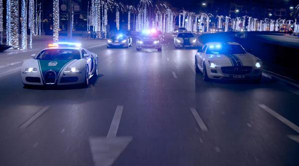 Die Polizei-Autos in Dubai | Awesome | Was is hier eigentlich los? | wihel.de