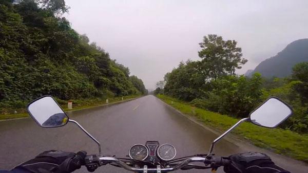 Mit dem Motorrad durch Asien | Travel | Was is hier eigentlich los? | wihel.de