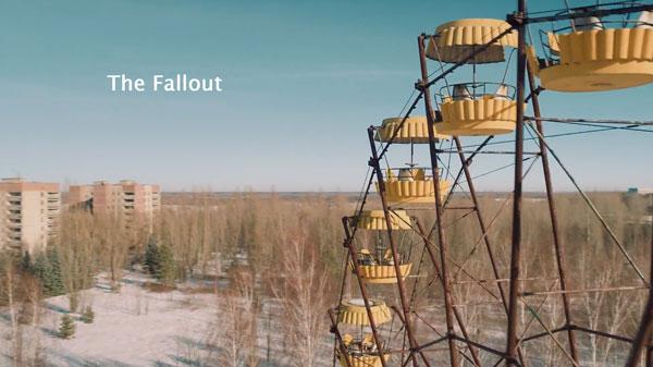 Mit einer Drohne durch Pripyat | Zeitgeschichte | Was is hier eigentlich los?