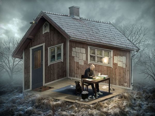 Optische Täuschungen von Erik Johansson | Fotografie | Was is hier eigentlich los?