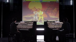 Soundfighter - Streetfighter mit dem Klavier gespielt | Nerd-Kram | Was is hier eigentlich los? | wihel.de