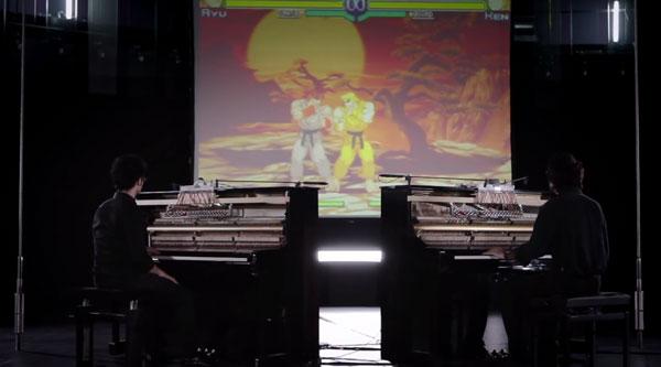 Soundfighter - Streetfighter mit dem Klavier gespielt | Nerd-Kram | Was is hier eigentlich los?