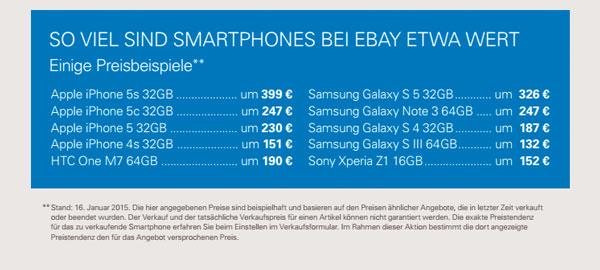 Sponsored: Das eBay-Preisversprechen für Smartphones
