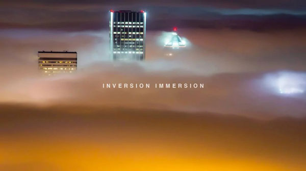 Timelapse: Inversion Immersion