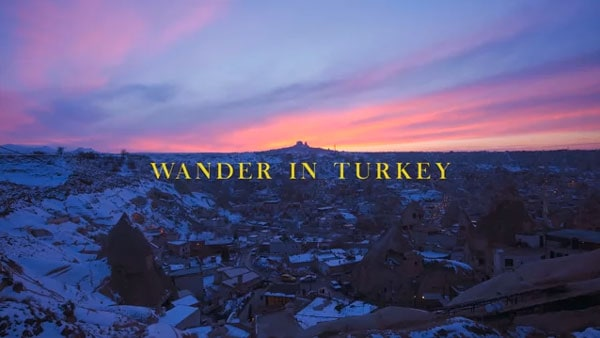 Wander in Turkey | Travel | Was is hier eigentlich los?
