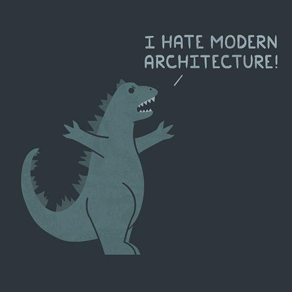 Auch Monster haben so ihre Probleme