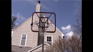 Die besten Basketball-Trickshots EVER! | Lustiges | Was is hier eigentlich los? | wihel.de