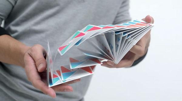 Die Kunst des Card Shufflings