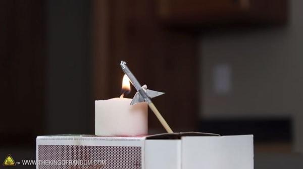 DIY-Raketenwerfer