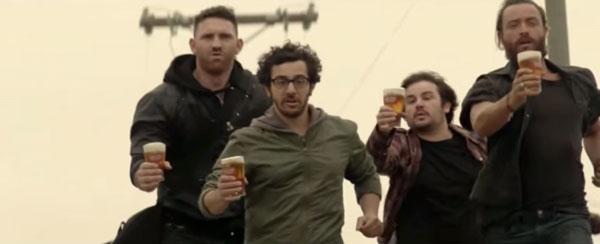 Eine Verfolgungsjagd ohne Autos - dafür mit Bier | Werbung | Was is hier eigentlich los? | wihel.de