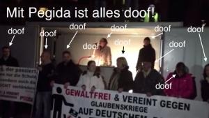Endlich eine Lösung für das PEGIDA-Problem | WTF | Was is hier eigentlich los? | wihel.de