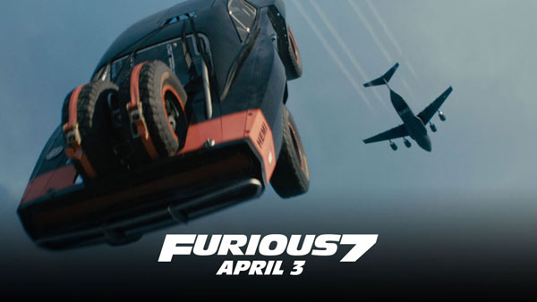 Furious 7 - Extended First Look | Kino/TV | Was is hier eigentlich los? | wihel.de