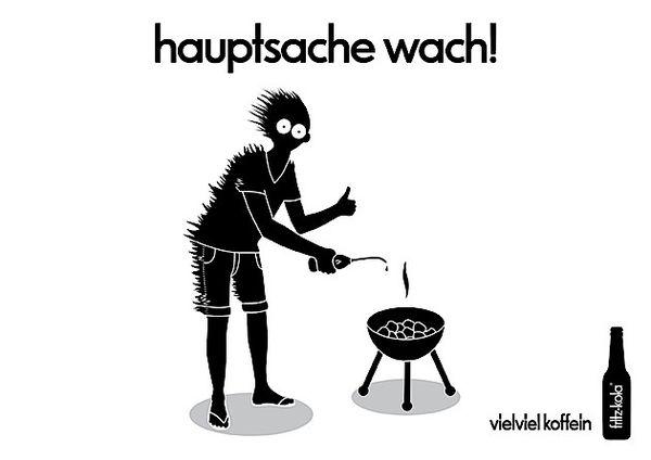 Hauptsache wach! - Endlich gute Werbung in Deutschland | Werbung | Was is hier eigentlich los? | wihel.de