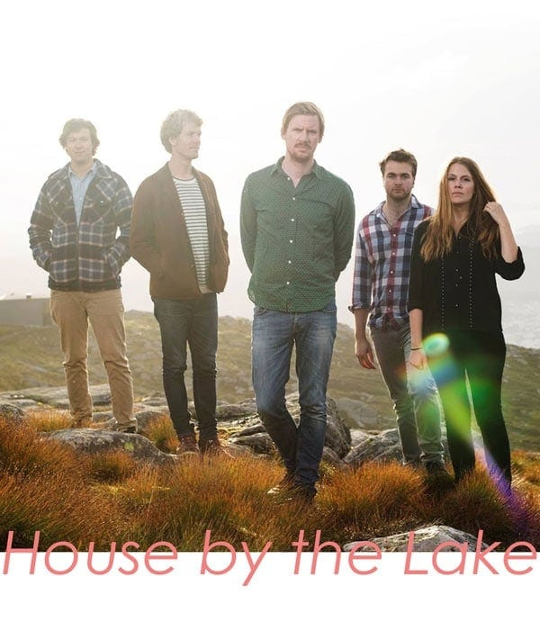 House by the Lake - Redwood | Musik | Was is hier eigentlich los? | wihel.de