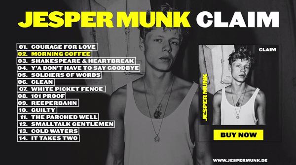 Jesper Munk - Claim