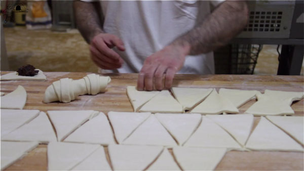 Lecker Handwerk: Croissants aus Barcelona