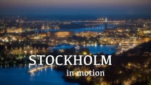 Stockholm in motion von Peter Lydén | Travel | Was is hier eigentlich los? | wihel.de