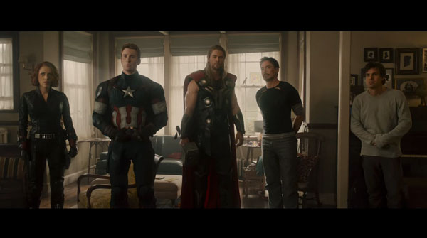 Trailer: Marvel's Avengers - Age of Ultron | Kino/TV | Was is hier eigentlich los?