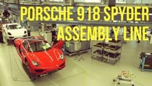 Beim Zusammenbau des Porsche 918 zugeschaut | Gadgets | Was is hier eigentlich los? | wihel.de