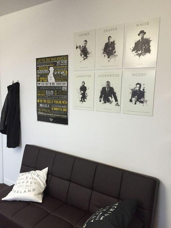 Büroverschönerung mit Post-Its | Design/Kunst | Was is hier eigentlich los? | wihel.de