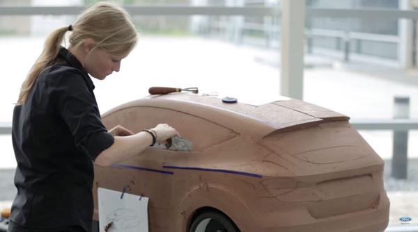 Ein Blick in das Ford Entwicklungszentrum | Design/Kunst | Was is hier eigentlich los?
