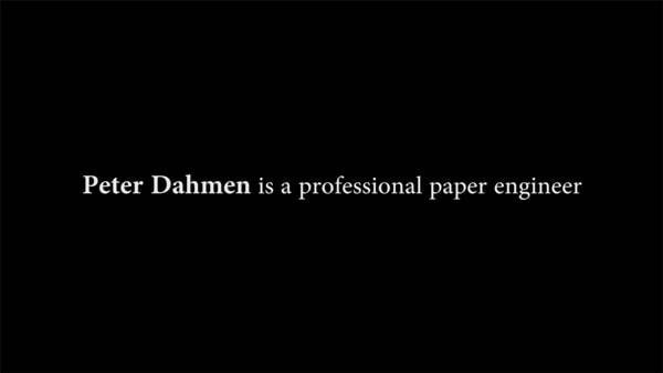 Peter Dahmen - Der Klappkartenspezialist | Design/Kunst | Was is hier eigentlich los? | wihel.de