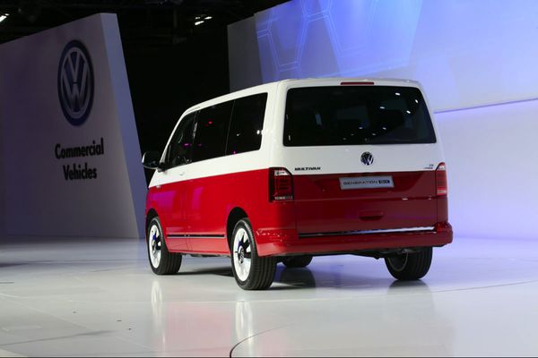 [Sponsored] Die 6. Generation fährt vor - Der neue VW T6