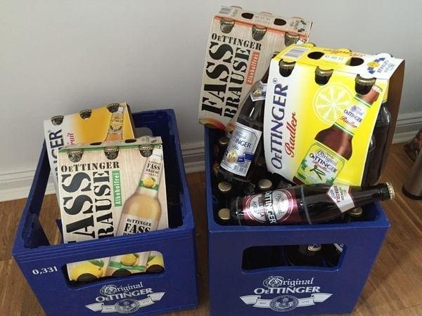 [Sponsored] NULL Schnickschnack - 100% Bier. Das Oettinger Bier | sponsored Posts | Was is hier eigentlich los?