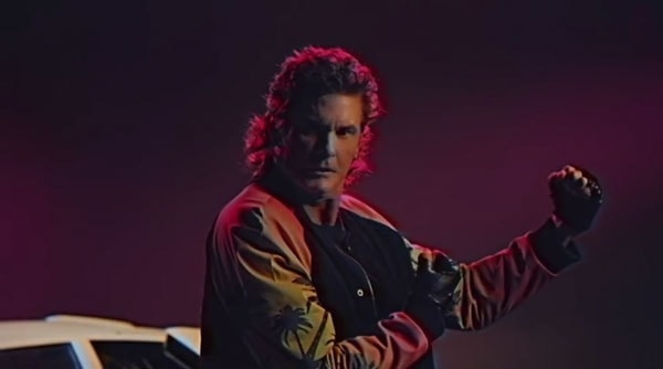 The Hoff is Back: David Hasselhoff - True Survivor