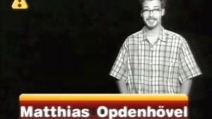 Vor 20 Jahren: Matthias Opdenhövel bei VIVA | Zeitgeschichte | Was is hier eigentlich los? | wihel.de