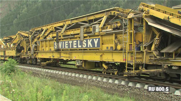 Wie man Schienen im 21. Jahrhundert verlegt | Gadgets | Was is hier eigentlich los? | wihel.de