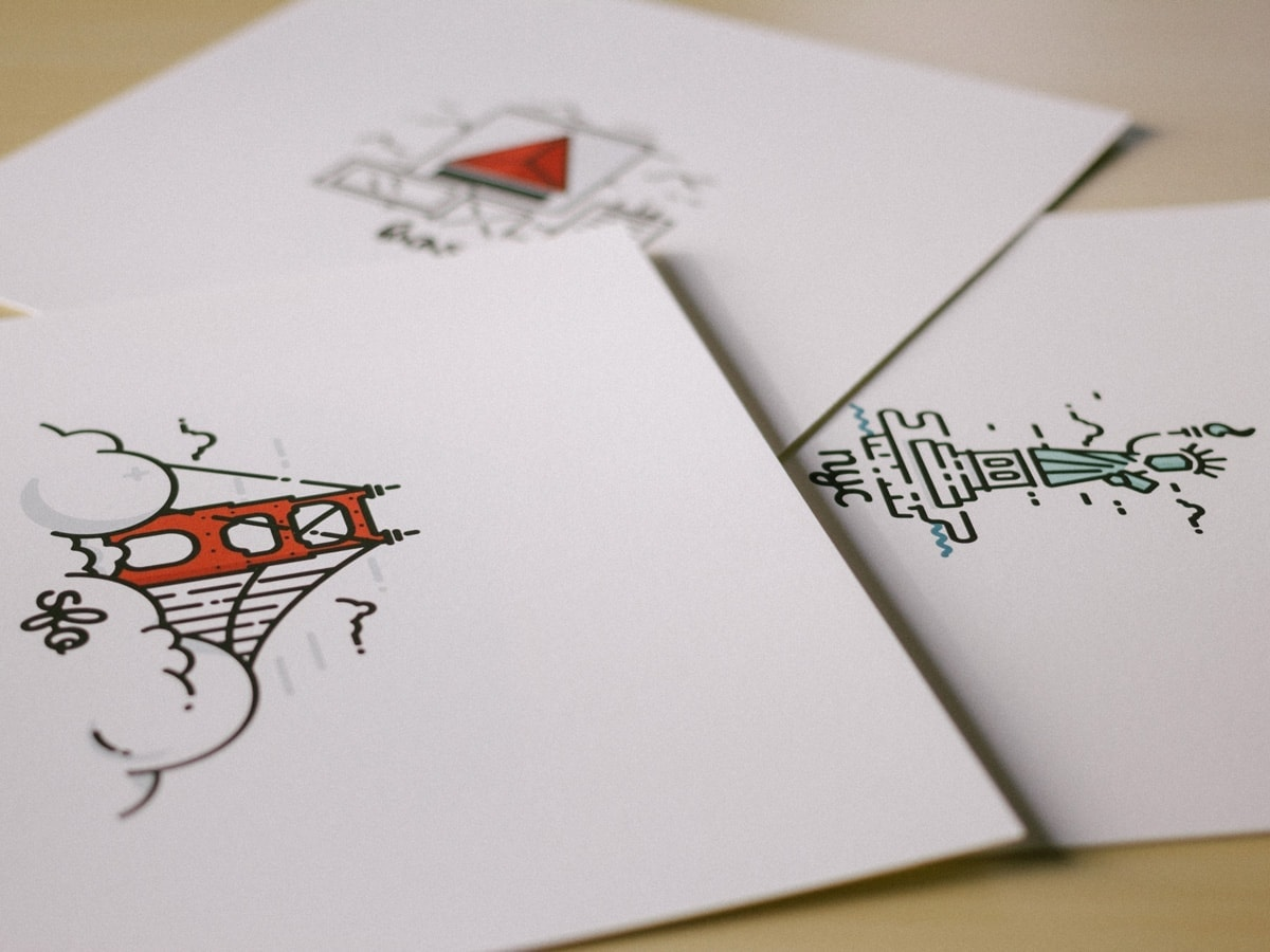 Animierte US Städte | Design/Kunst | Was is hier eigentlich los? | wihel.de