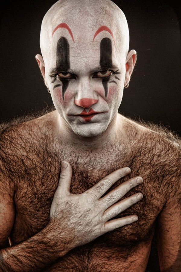 Creepy Clowns von Eolo Perfido | Fotografie | Was is hier eigentlich los?
