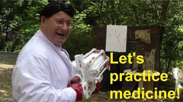Der Slingshot-Doktor
