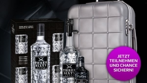 Die THREE SIXTY VODKA Kofferbar | sponsored Posts | Was is hier eigentlich los? | wihel.de
