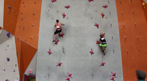 In 5 Sekunden die Wand hochgehen