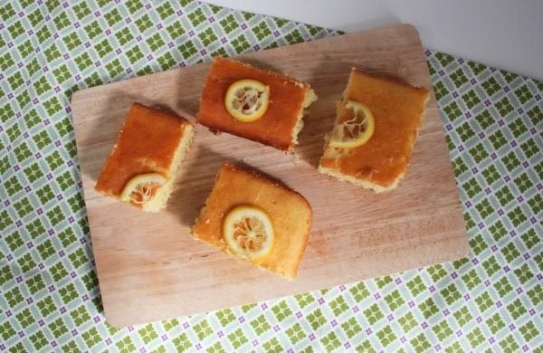 Line backt: Blitzschneller Zitronenkuchen | Line backt | Was is hier eigentlich los?
