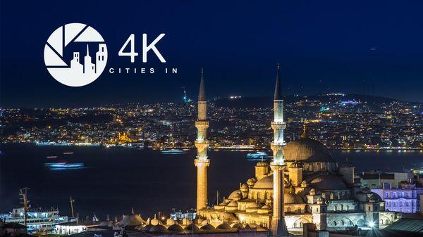 Timelapse: Istanbul City in 4K | Timelapse | Was is hier eigentlich los?