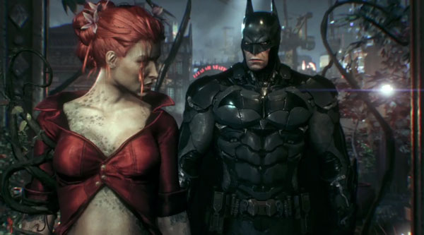 Trailer No. 5: Batman Arkham Knight