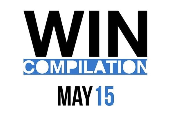 Win-Compilation im Mai 2015