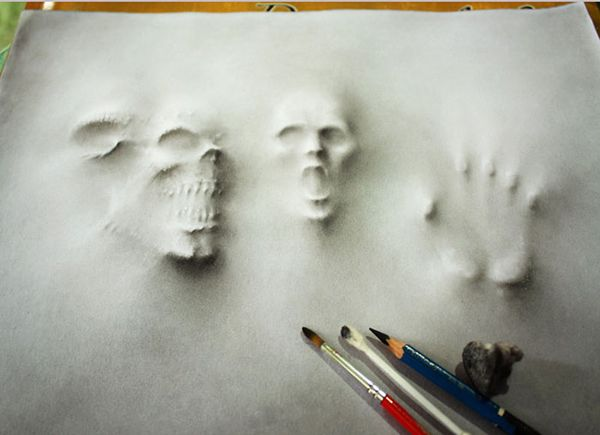 3D-Illustrationen von Jerameel Lu | Design/Kunst | Was is hier eigentlich los? | wihel.de