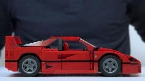 Der nächste Ferrari kommt von LEGO | Nerd-Kram | Was is hier eigentlich los? | wihel.de