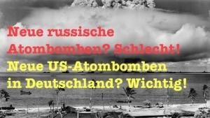 Die Atombomben-Doppelmoral der Bundesregierung | WTF | Was is hier eigentlich los?