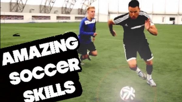 Die besten Fußball-Tricks, die ihr heute sehen werdet