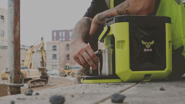 Die erste Kaffeemaschine für richtige Männer | Gadgets | Was is hier eigentlich los? | wihel.de